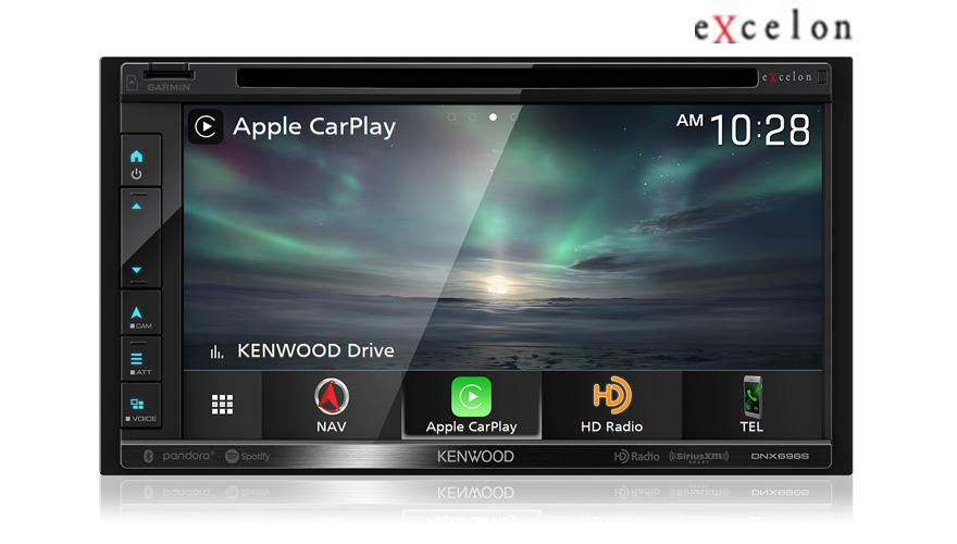 Kenwood eXcelon DNX696S