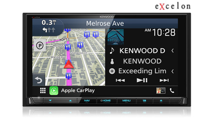 Kenwood eXcelon Reference DNX996XR