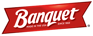 Logo of Banquet.Banquet is one of the leading brands that use SYNQY's new Retail Media Solution