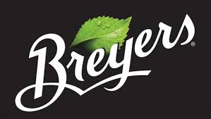 Logo of Breyers. Breyers is one of the leading brands that use SYNQY's new Retail Media Solution