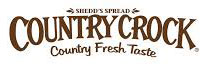 Logo of Country Crock. Country Crock is one of the leading brands that use SYNQY's new Retail Media Solution