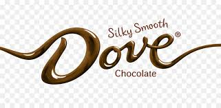 Logo of Dove Silk Smooth Chocolate. Dove Silk Smooth Chocolate is one of the leading brands that use SYNQY's new Retail Media Solution