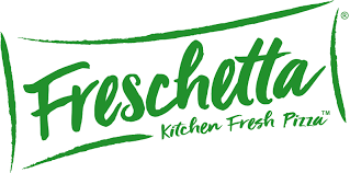 Logo of Freschetta. Freschetta is one of the leading brands that use SYNQY's new Retail Media Solution