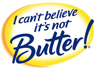 Logo of I can't believe it's not Butter. I can't believe it's not Butter is one of the leading brands that use SYNQY's new Retail Media Solution