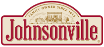 Logo of Johnsonville. Johnsonville is one of the leading brands that use SYNQY's new Retail Media Solution