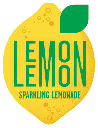 Logo of Lemon Lemon Sparkling Lemonade. Lemon Lemon Sparkling Lemonade is one of the leading brands that use SYNQY's new Retail Media Solution