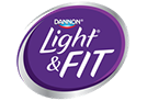 Logo of Light & Fit. Light & Fit is one of the leading brands that use SYNQY's new Retail Media Solution