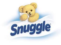 Logo of Snuggle. Snuggle  is one of the leading brands that use SYNQY's new Retail Media Solution