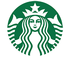 Starbucks Logo. Starbucks is one of the leading brands that used SYNQY's new Retail Media Solution
