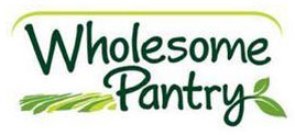 Logo of Wholesome Pantry. Wholesome Pantry is one of the leading brands that use SYNQY's new Retail Media Solution