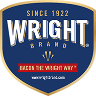 Logo of Wright Brand.  Wright Brand  is one of the leading brands that use SYNQY's new Retail Media Solution