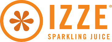 Logo of Izze Sparkling Juice.  Izze Sparkling Juice is one of the leading brands that use SYNQY's new Retail Media Solution