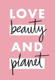 Logo of Love beauty and Planet. Love beauty and Planet is one of the leading brands that use SYNQY's new Retail Media Solution