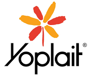 Logo of Yoplait. Yoplait is one of the leading brands that use SYNQY's new Retail Media Solution