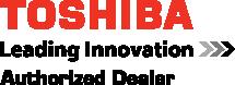 Toshiba Authorized Dealer